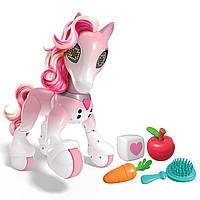 Интерактивная пони, лошадка зумер, Zoomer Pony, Spin Master из США, фото 1