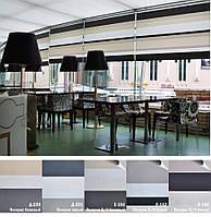 Рулонные шторы для средних и больших проемов. Германия