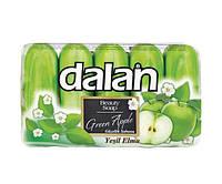 Мыло Dalan Beaty Зеленое яблоко и молоко 5*70гр