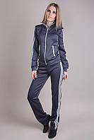 Спортивный костюм SL-9044 №1 (серый), фото 1