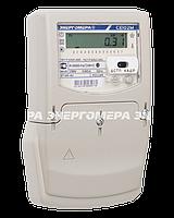 Однофазный электросчетчик ce102m s7 145 jv, на 4 тарифа, оптопорт, защита от несанкционированных действий