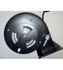 Нагнетательный вентилятор Nowosolar NWS 75/Р (с заслонкой) (Польша), фото 2