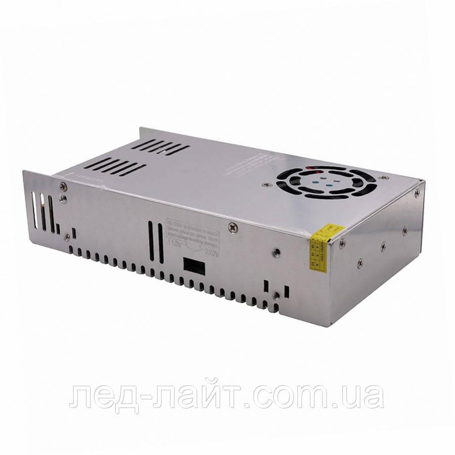 Блок питания 5В (5V) 60А 300Вт в перфорированном корпусе