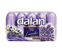Мыло Dalan Beaty Лаванда и молоко 5*70гр