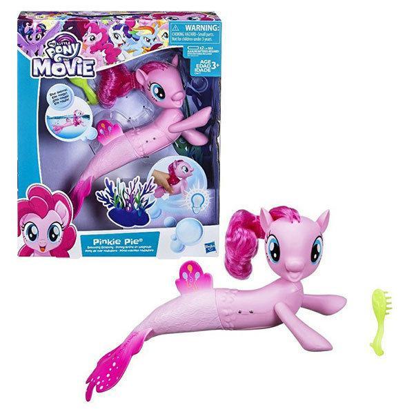 Интерактивная плавающая пони Пинки Пай Мерцание My Little Pony Pinkie Pie Seapony, Hasbro Оригинал
