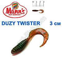 Силикон Manns Twister GNFMO-035-30мм (20шт)