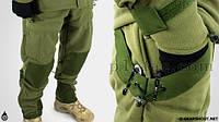 Пошив костюмов военных утепленных