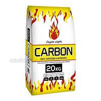 Уголь каменный Carbon 20 кг