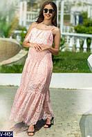 Платье V-4454