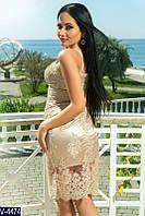 Платье V-4474