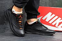 Мужские кроссовки Nike Jordan черные 2993