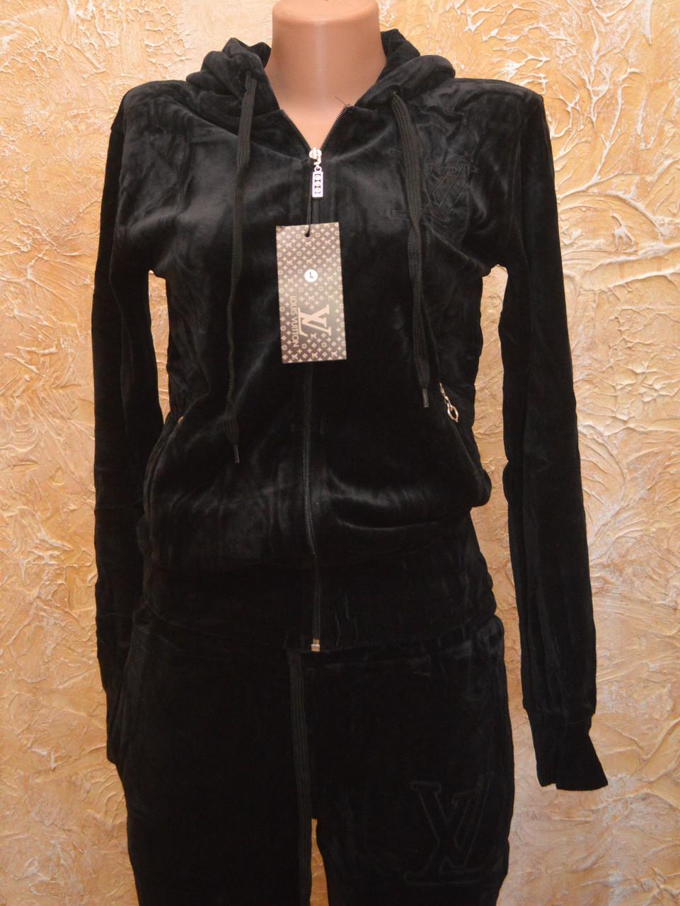 Велюровый спортивный костюм Louis Vuitton (копия) - Casual Wear Shop в Умани 2c104f8c3a9