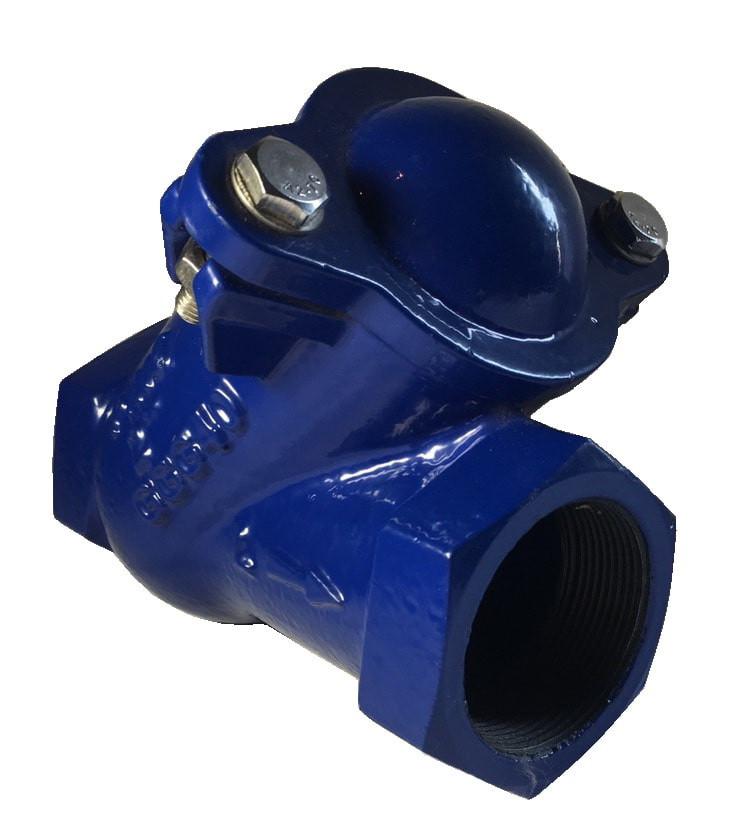 Клапан обратный шаровой ду50 канализационный