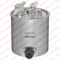 Фильтр топливный (дизель) Delphi HDF583 Euro III 8200619849; 8200619855