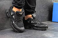 Мужские кроссовки Adidas Raf Simons черные 2852