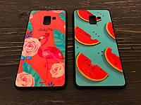 Чехол Nice для Samsung Galaxy A8 Plus 2018 (2 вида)