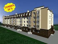 Продажа 1-комнатных и 2-комнатных квартир в новостройке. Херсон