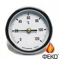 Термометр Arthermo AR-T/B 40 (Ø40 мм, гильза 27 мм, 0-120°С)