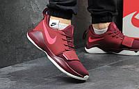 Кроссовки Nike Zoom бордо 3965