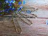 Декоративная булавка для броши, 75 мм, 1 шт