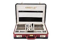 Стол.набор дипломат KingHoff 72предм. KH3502