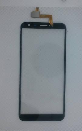 Сенсорний екран Oukitel C8 BLACK, фото 2