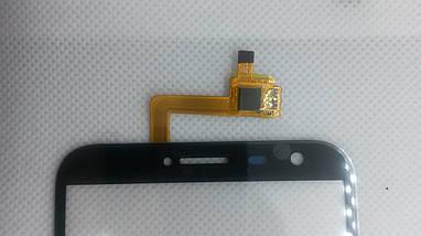 Сенсорний екран Oukitel C8 BLACK, фото 3