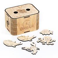 Волшебная коробочка Pompon.box Океан, «PomPon» (PomPon14)