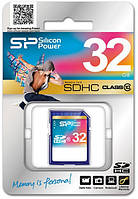 Silicon Power SDHC 32 GB Class 10