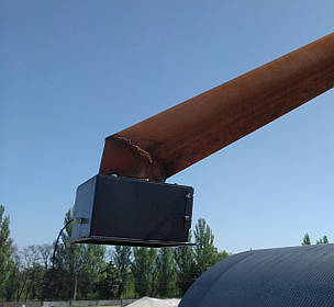 Потоковые весы для взвешивания сыпучих материалов