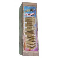 Настольная игра Дженга на 54 бруска (24х7х7 см.)