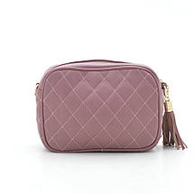Клатч F08 (F088) т. розовый, фото 3