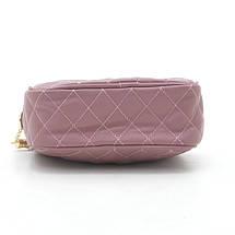 Клатч F08 (F088) т. розовый, фото 2