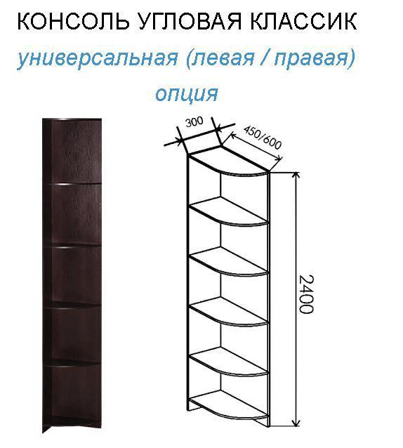 Консоль Классик