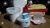 """Детский стиральный эко-порошок с камфорой (1 кг.) ТМ """" hamam"""""""