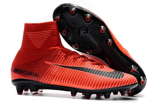 Футбольные бутсы Nike Mercurial Superfly VI CR7 AG-Pro