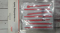 Набор ножей (стеков )для мастики 8 предметов