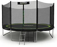 Батут с внешней сеткой Zipro Fitness 374 см, фото 1