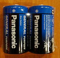 Батарейка Panasonic R 20 24шт/кор