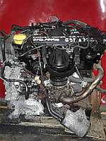 Двигатель Opel Movano Renault Master 2.2 dci G9TC720