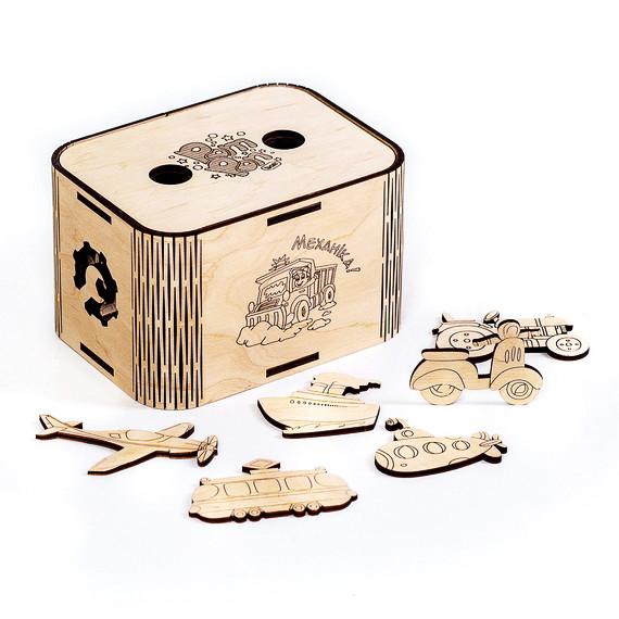 Волшебная коробочка Pompon.box Механика, «PomPon» (PomPon15)
