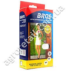 Сетка антимоскитная для дверей 140*220 см Bros