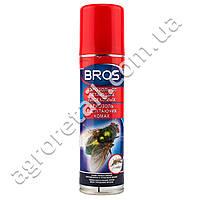 Аэрозоль от летающих насекомых Bros 150 мл