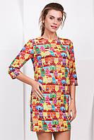 Платье Домики, фото 1