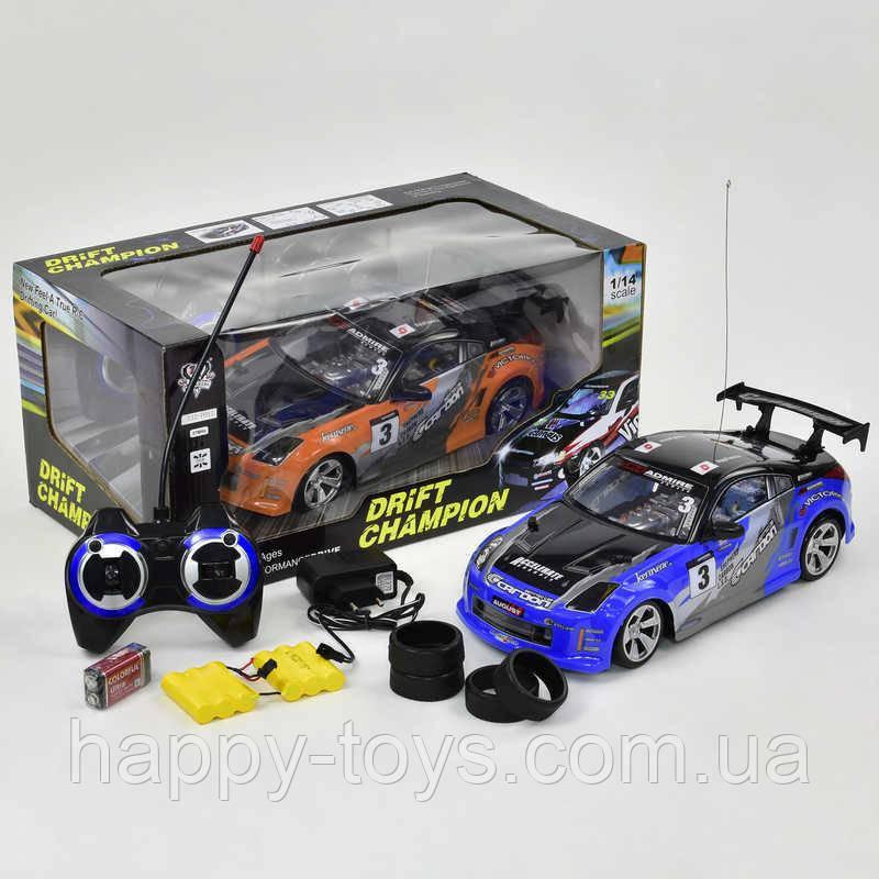 Машина на радиоуправлении 333 - Р011, на аккумуляторе, 2 цвета
