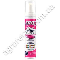 Пенка от комаров для детей Bros 90 мл
