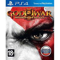 Игра God of War 3 Обновленная версия (PS4) pre-owned