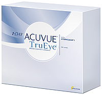 Контактные линзы Johnson & Johnson 1-Day Acuvue TruEye (+6.00) (180 шт.)