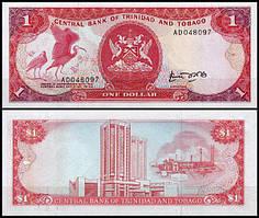 Тринидад и Тобаго 1 доллар 2006(17) Pick 53 UNC