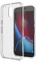 Чехол-накладка TOTO TPU case matte Motorola Moto G4 Play XT1602 Clear